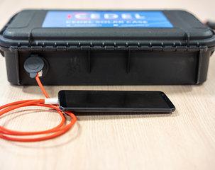 12V en USB stekkers