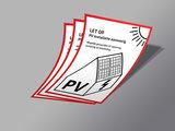 PV Sticker NEN1010