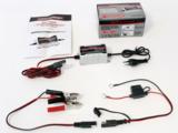 Acculader/Druppellader 6/12V, 750mA_