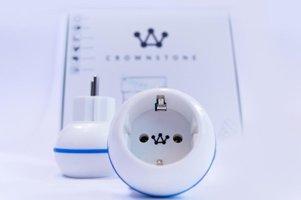 Crownstone - Plug-en-play kit met twee Crownstone stekkers