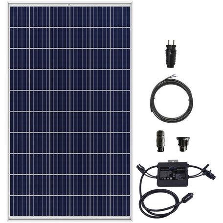 Plug & Play Solar Set 1 - Zonnepaneel met Stekker