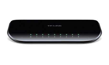 TP-LINK 8-Port 1Gbps Netwerk Switch