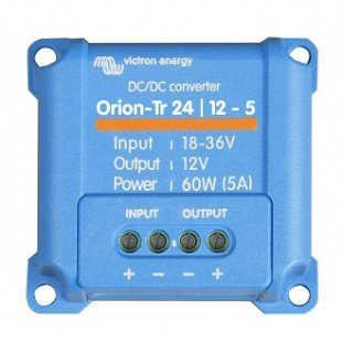 Victron Orion-Tr 24/12-5A (60W) DC-DC Omvormer