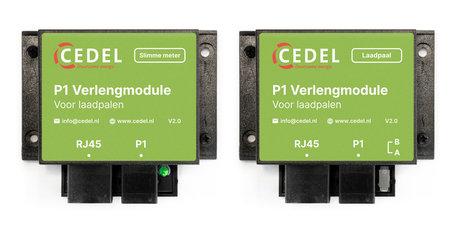 P1 Verlengmodules voor laadpaal load balancing - Alfen