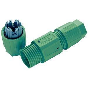 Quickon-One-kabelaansluiting 4P 0,75 - 1,5 mm²