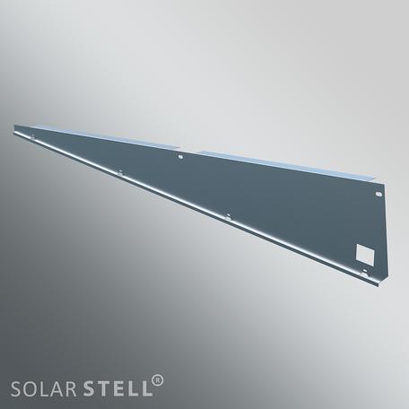 Solarstell Connect Zijplaat Links Portrait