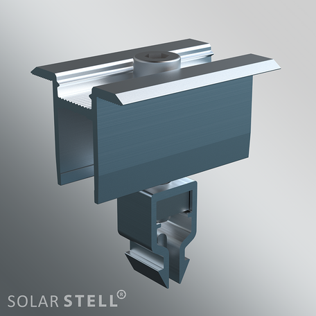 Solarstell Connect Universele Easyklem