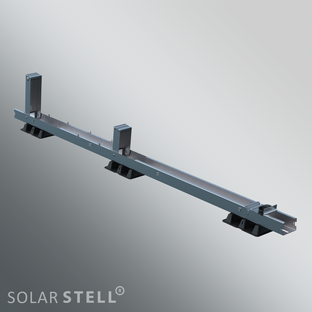 Solarstell Connect Set Portrait 2 Panelen