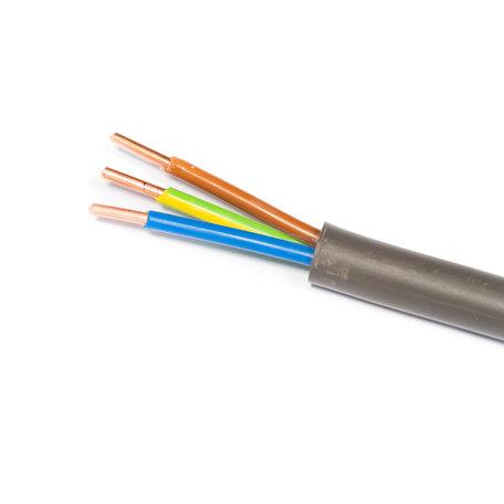 YMVK kabel 3 x 6mm2 - 25 Meter