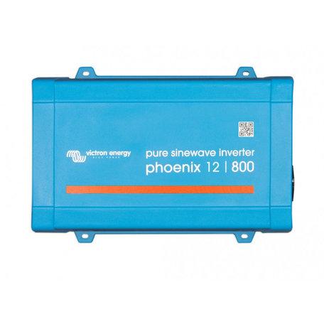 Victron Phoenix omvormer 12/230V 800W VE.Direct SCHUKO