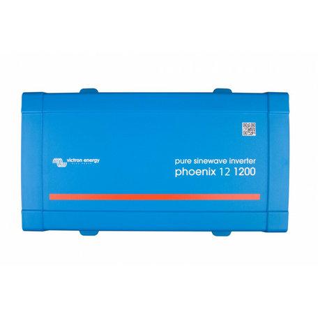 Victron Phoenix omvormer 12/230V 1200W VE.Direct SCHUKO