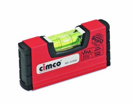 CIMCO Waterpas Mini 100mm