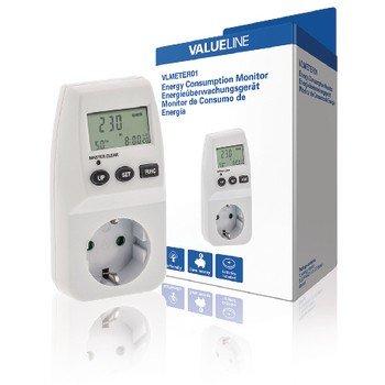 Valueline Energie Consumptie Meter 3600 W