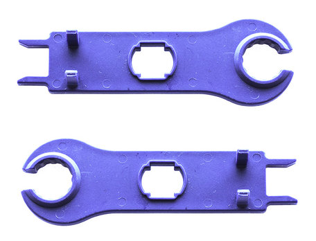 MC4 sleutels (set)