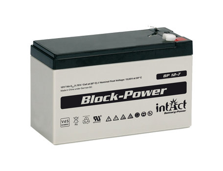 Accu Intact Block-Power BP 12-7