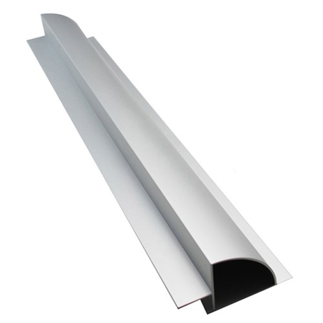 Aluminium Zonnepaneel Spoiler Bevestiging Set 68 cm