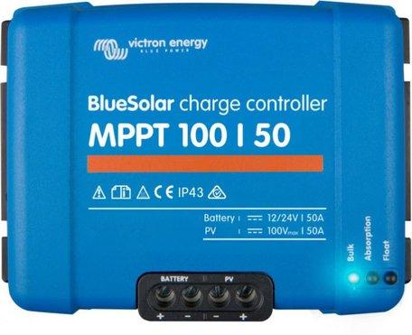Victron BlueSolar MPPT 100/50 Laadregelaar