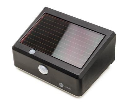 Xunzel LED lamp Solarwall Zwart