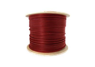 Solar Kabel - 4mm2 rood