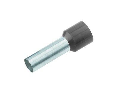 CIMCO Adereindhuls Geïsoleerd 4,0mm2 / 10mm grijs - 100 Stuks