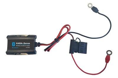 Sense Bluetooth accu capaciteit meter