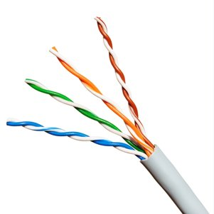 Cat 5e UTP Netwerkkabel 4pr 24 AWG - 50 Meter