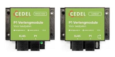 P1 Verlengmodules voor laadpaal load balancing Alfen