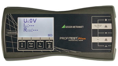 GMC Profitest PV sun installatietester M360C