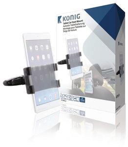 König Tablet Autohouder 360 ° Draai- en Kantelbaar