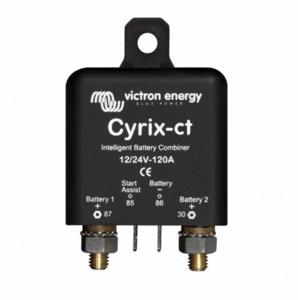 Victron Cyrix-ct combiner relais 12/24V-120A