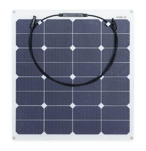 Flexibel Zonnepaneel Phaesun Semi Flex 55 Watt