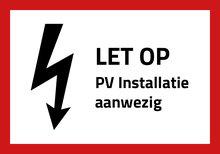pv sticker